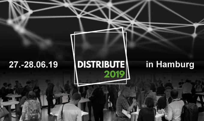 Blockchain, DISTRIBUTE 2019 Blockchain Conference – Der Countdown läuft