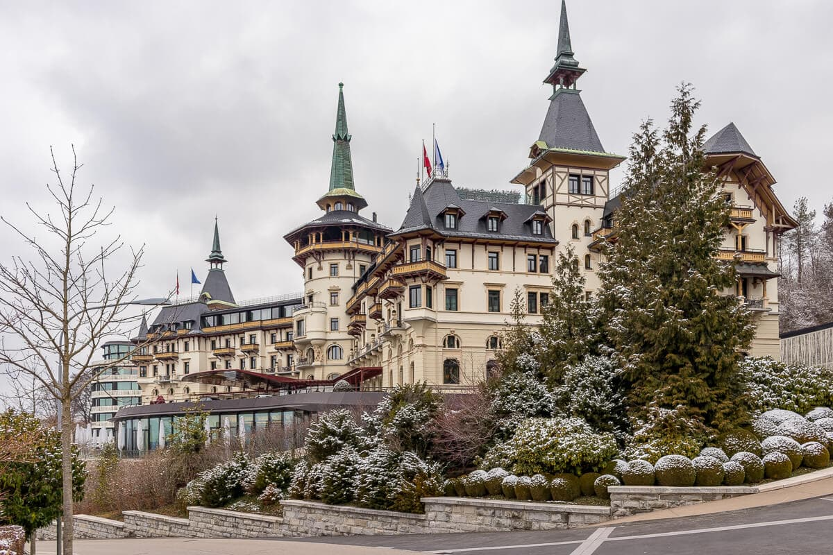 Bitcoin, Luxus für Bitcoin – Schweizer Edelhotel akzeptiert BTC