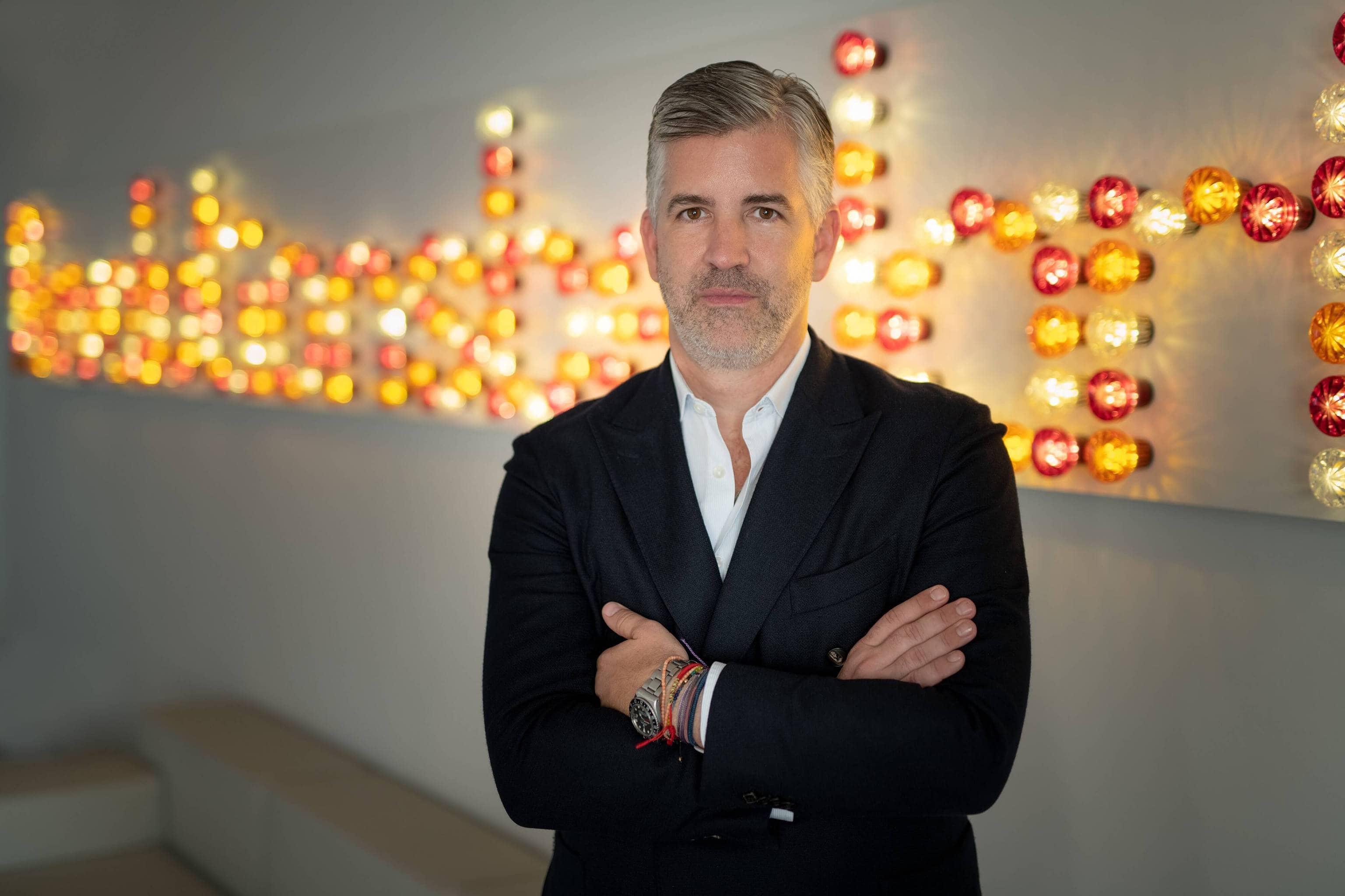 BaFin, Eric Romba von lindenpartners im Interview zu STOs, der Rolle der BaFin und Kunst auf der Blockchain