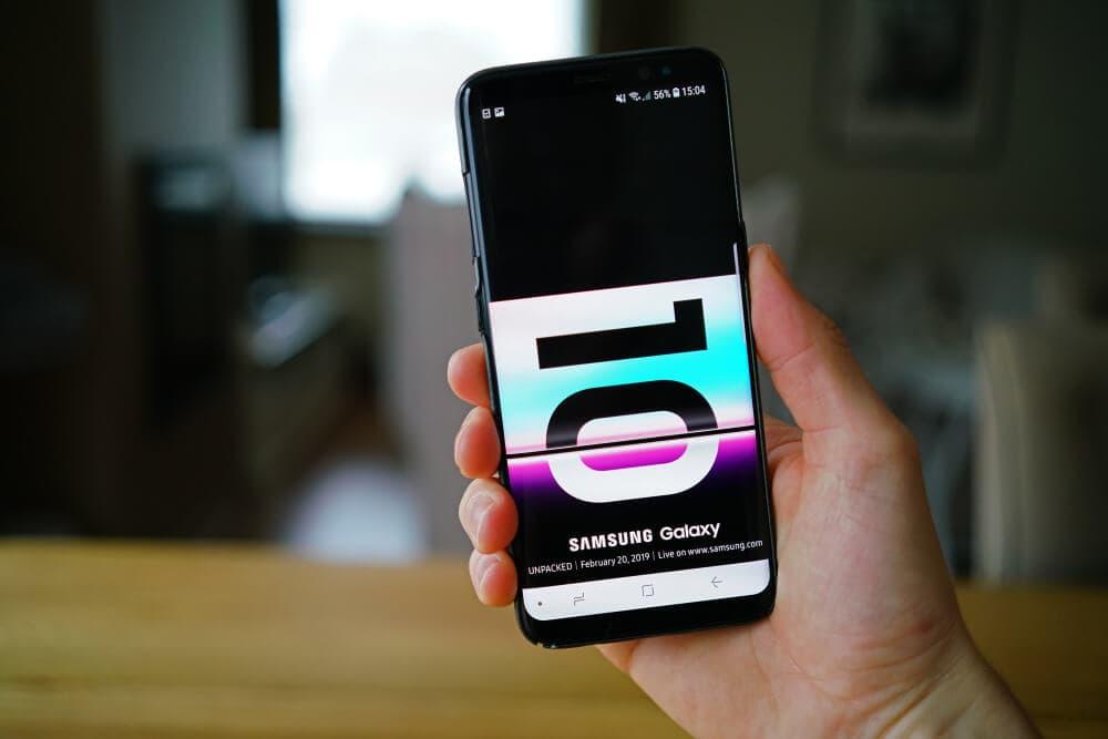 Samsung, Samsung Galaxy S10 vorerst ohne Bitcoin Support