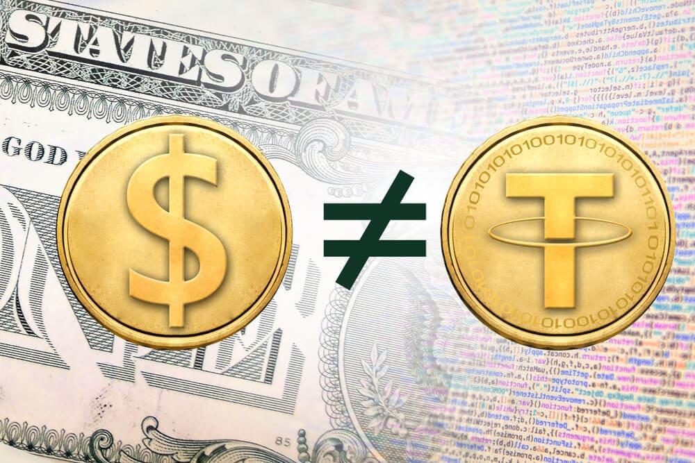 Bitcoin, Breaking: Tether ist nicht zu hundert Prozent durch hinterlegte US-Dollar gedeckt