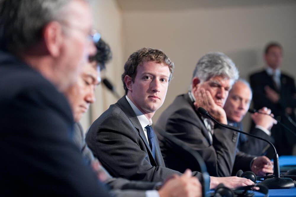 Mark Zuckerberg und die Blockchain: Kann das gut gehen?