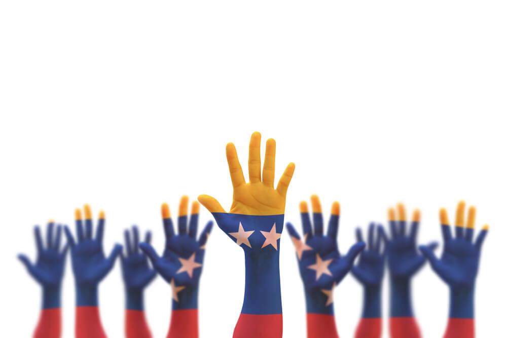 Krypto-Crowdfunding: Airdrop Venezuela will eine Million US-Dollar an Hilfen sammeln