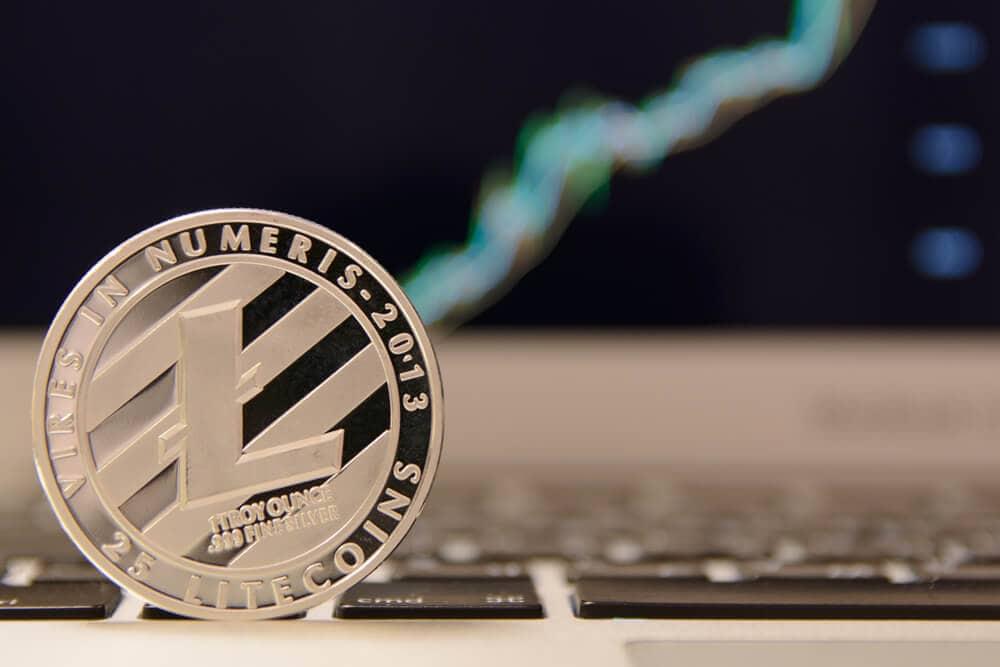 Altcoin-Marktanalyse – Litecoin prescht voran, Stellar verliert an Boden