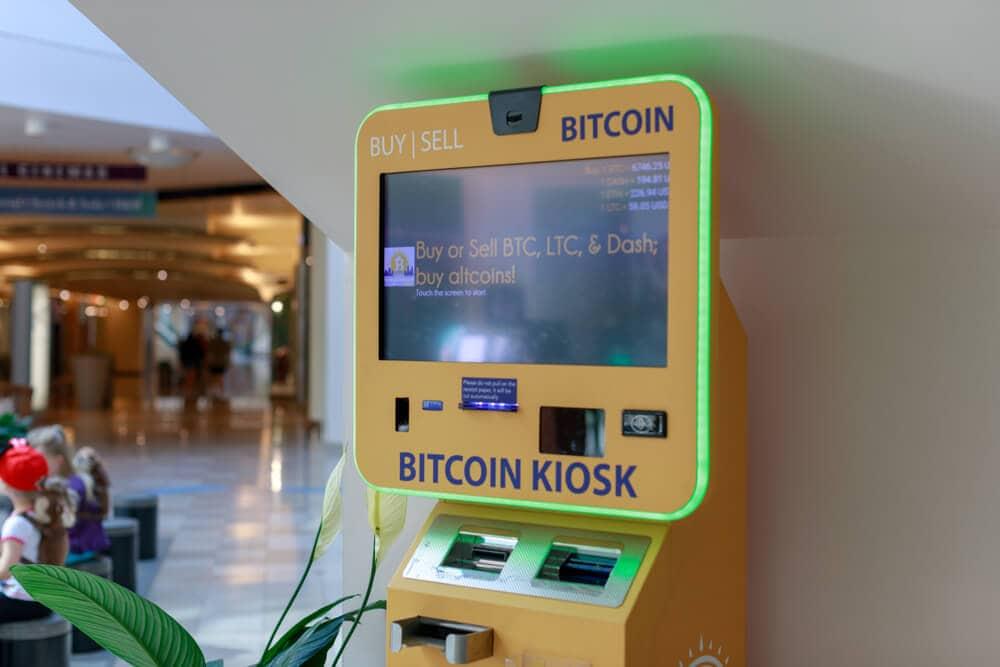 Besser spät als nie – Bitcoin-Automaten jetzt auch in Deutschland