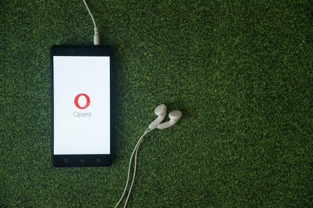 Webbrowser Opera wird Tron integrieren