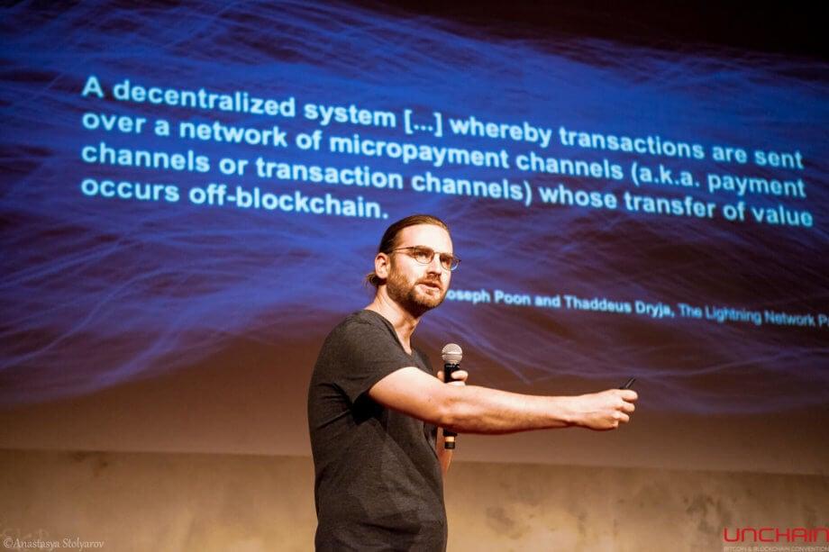 Bitcoin-Developer Dr. Christian Decker