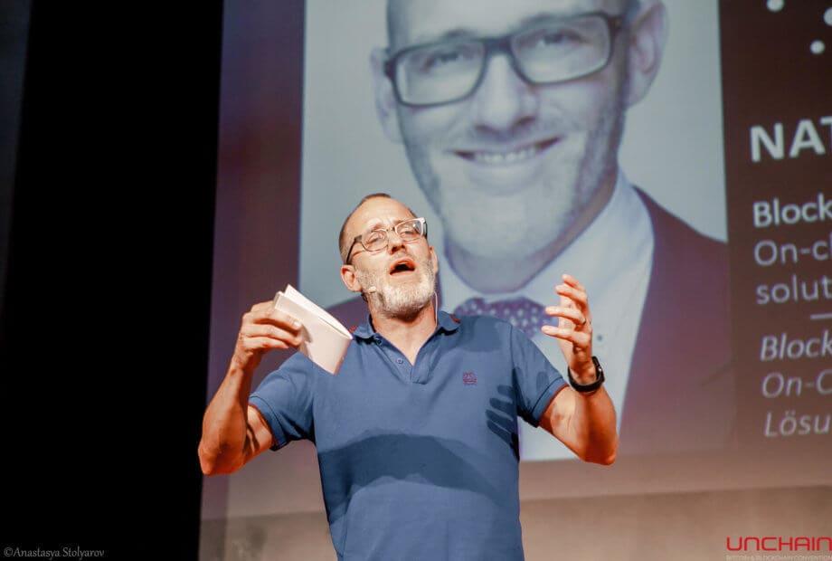 Nathan Kaiser von der Cardano-Stiftung