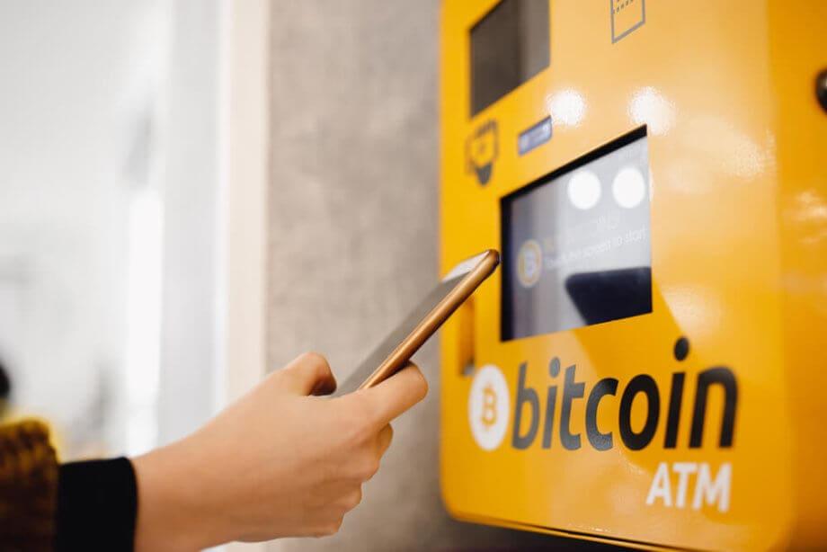 Bitcoin ATMs auch von Corona Shutdown betroffen