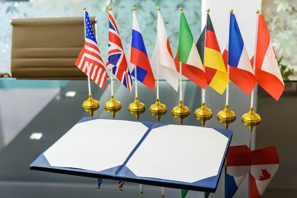 G20-Finanzminister rufen zu multilateralen Lösungen bei Krypto-Regulierung auf