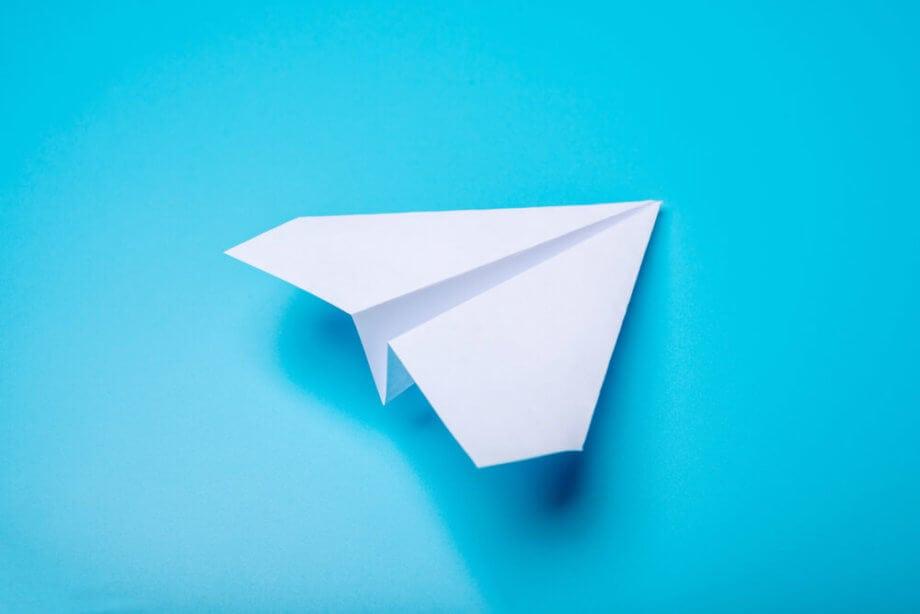 Telegram-Symbolbild