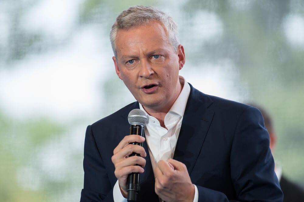 """Le Maire, Französischer Wirtschaftsminister Le Maire erteilt Facebook-Coin Absage: """"Keine souveräne Währung"""""""