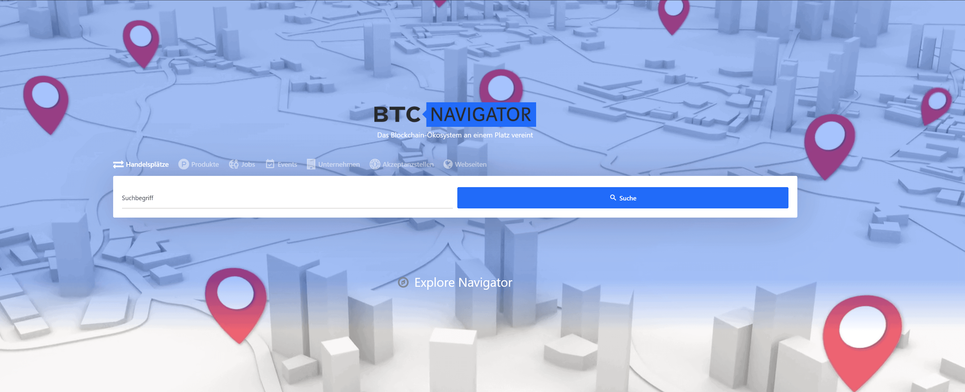 BTC-Navigator