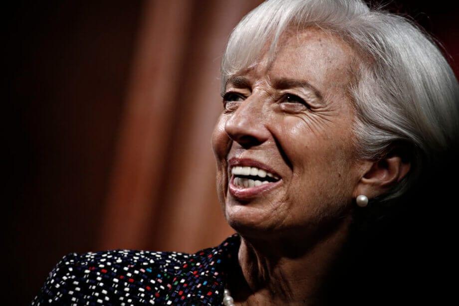 Christine Lagarde wird EZB Chefin