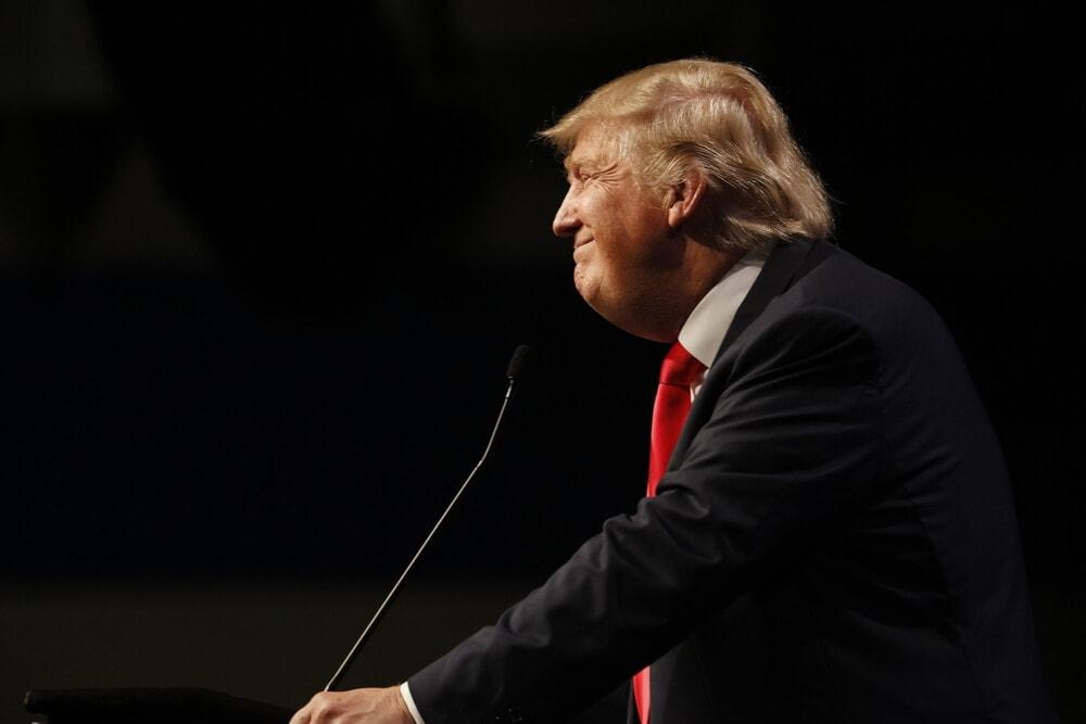 Donald Trump äußert sich zu Bitcoin & Facebook Coin