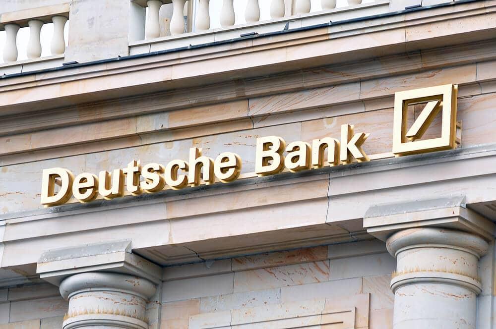 Deutsche Bank, Nach dem großen Knall: Wie die Blockchain-Technologie der Deutschen Bank beim Konzernumbau helfen kann