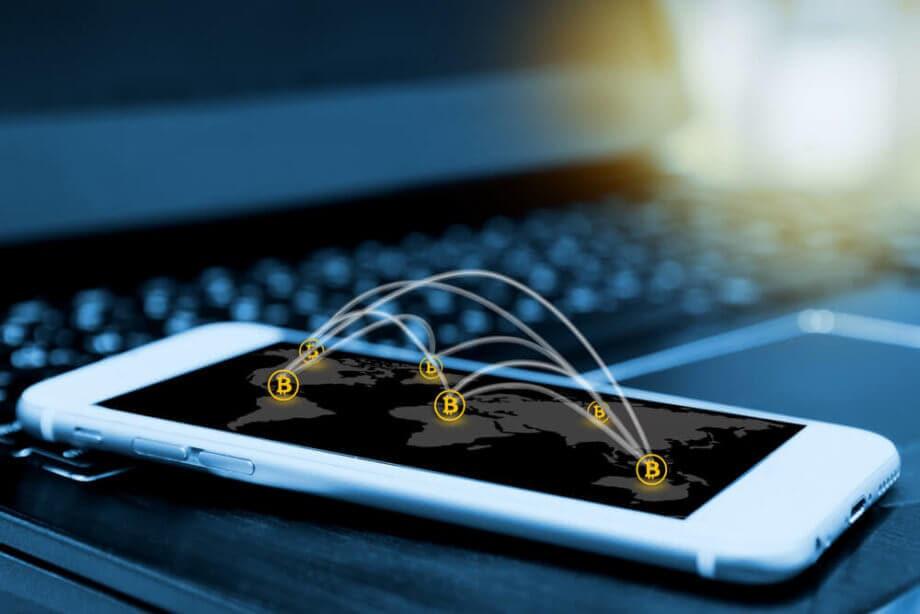 Blockchain-Smartphone Bitcoin Phēnix X1