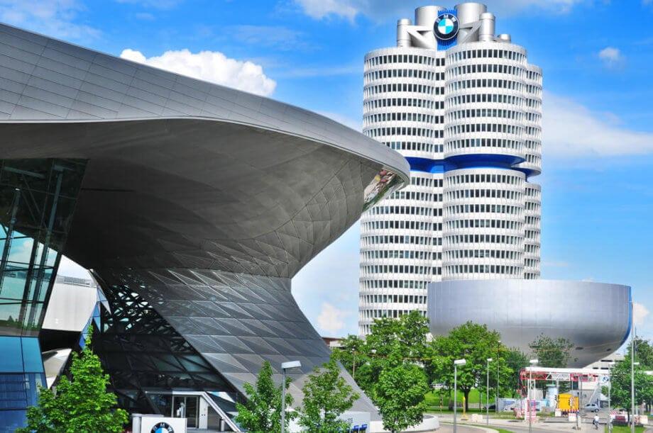 BMW Blockchain Identität Standard