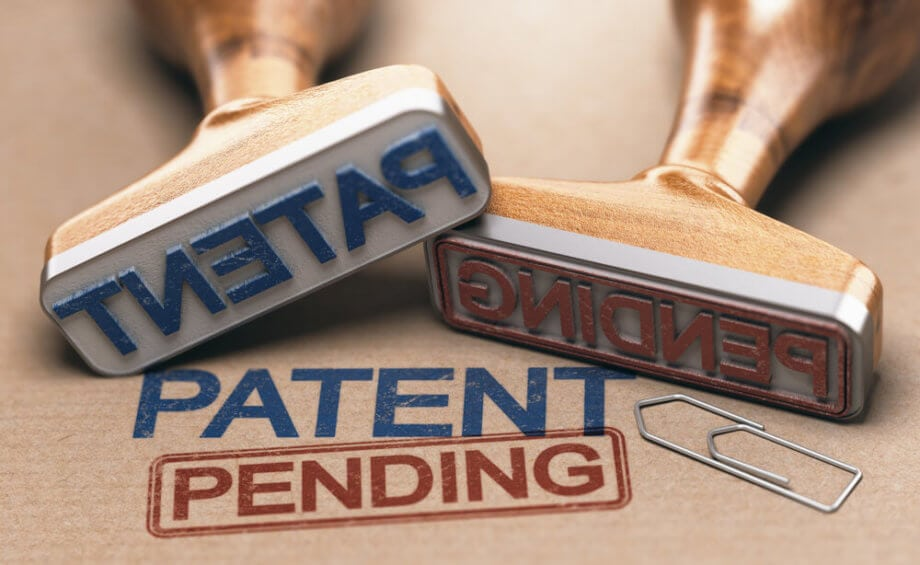 Zwei Stempel: Patent und Pending | Symbolbild Alibaba Blockhain Patent