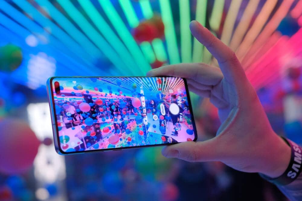 Samsung Galaxy S10 jetzt mit Bitcoin-Unterstützung