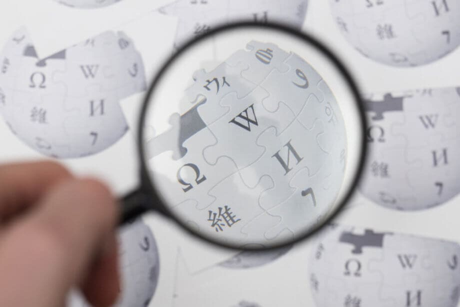 Wikipedia wird Brave Publisher