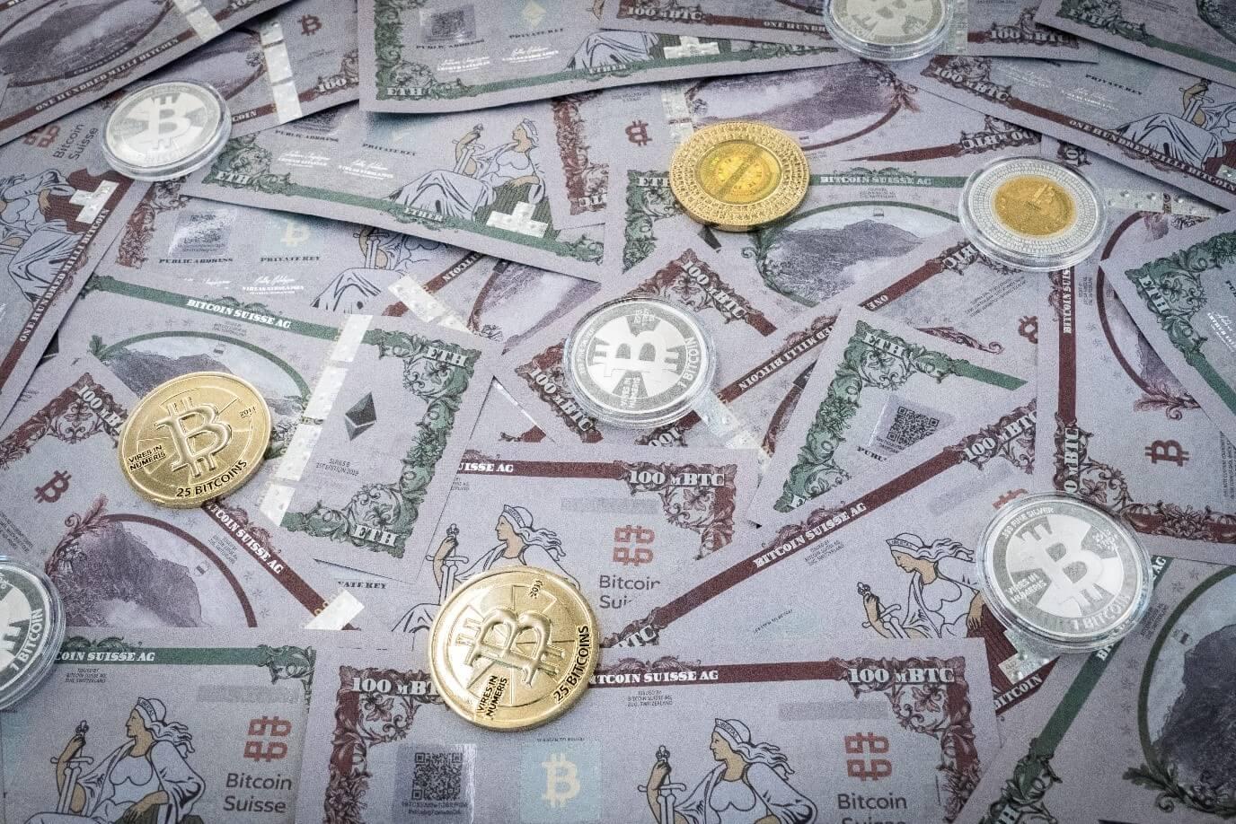 Bitcoin auf Papier: Bitcoin Suisse stellt neue Krypto-Zertifikate vor