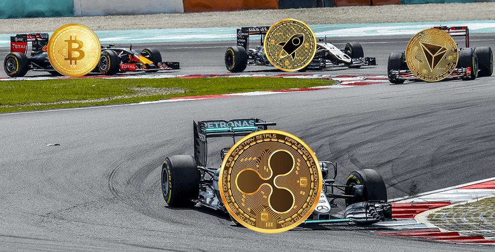 Ripple-Kurs, Ripple-Kurs hängt Bitcoin-Kurs ab – Altcoin Rallye gestartet