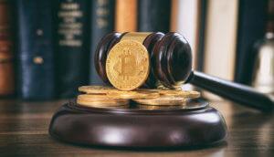 Bitcoin-Auktion [Symbolbild]