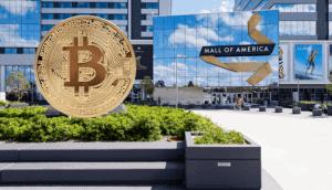 Mall of America Bitcoin Akzeptanz