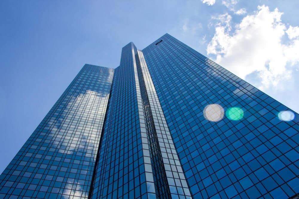 Deutsche Bank HQ in Frankfurt am Main