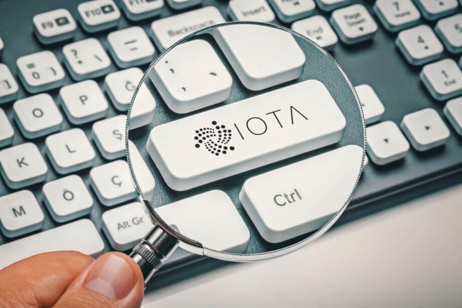 IOTA mit Chronicle durchsuchen [Symbolbild]