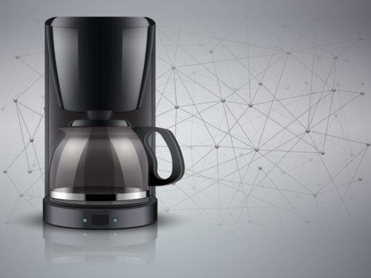 Kaffee transparenter produzieren mit Blockchain