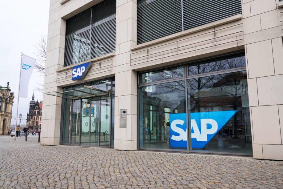 SAP nimmt sich der Blockchain-Technologie an