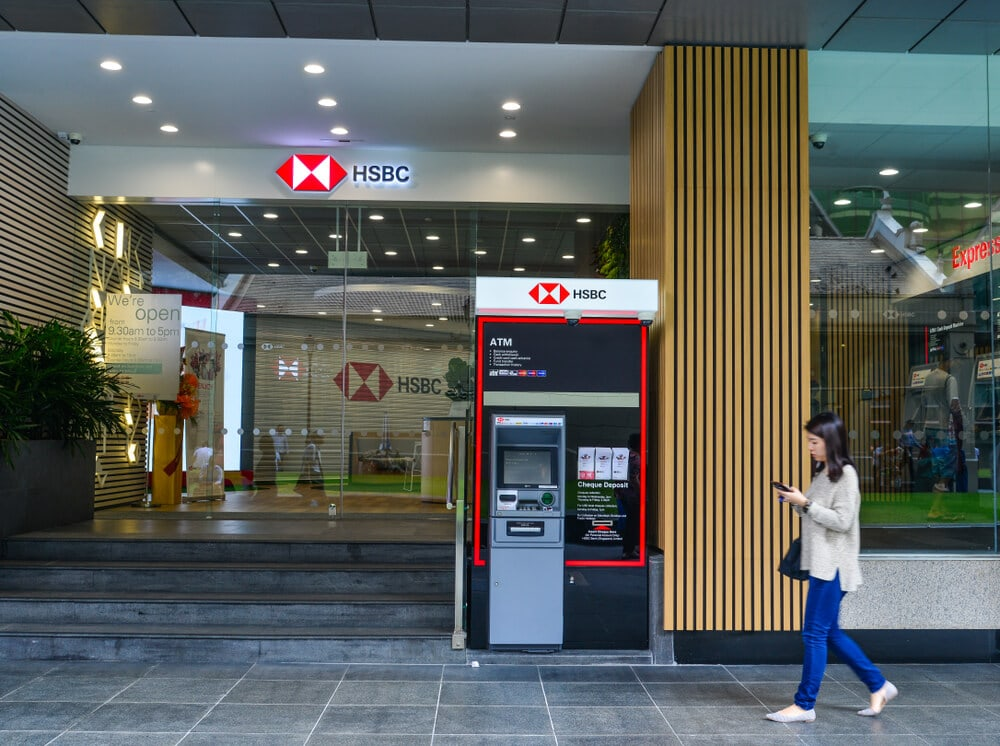 HSBC: Milliarden-Potential durch Blockchain