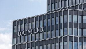 Daimler und LBBW kooperieren für Blockchain-Lösung