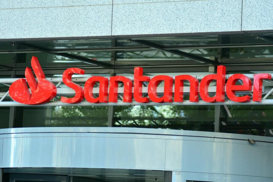 Santander setzt auf Ethereum Blockcahin