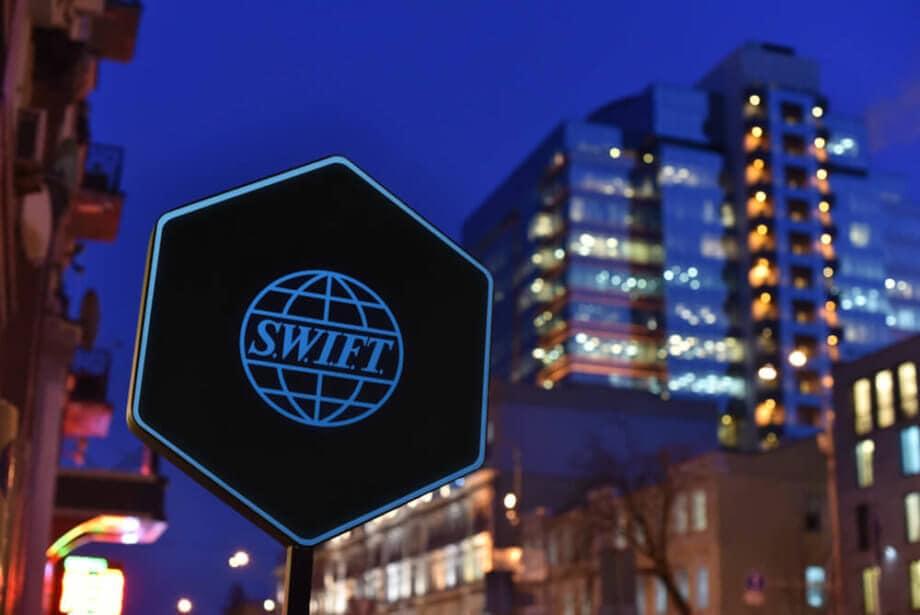SWIFT Ripple Bitcoin