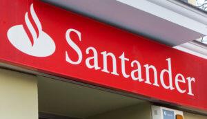 Santander investiert in Blockchain Projekt