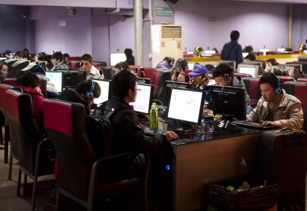Bitcoin Mining in Millionenhöhe: Chinesische Betrüger kapern Internet-Cafés