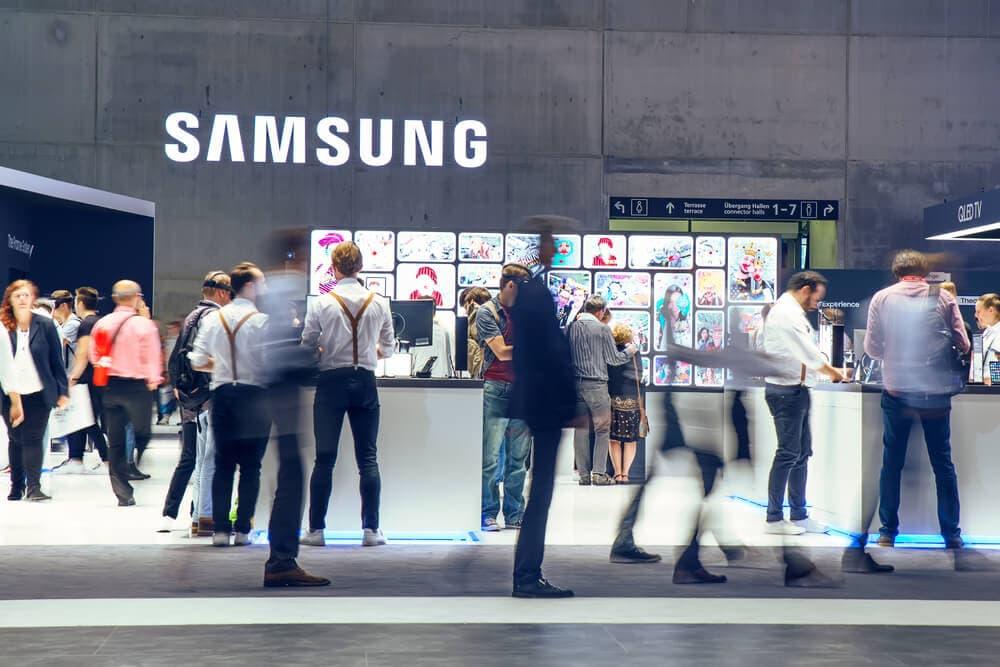 Samsung lanciert neues Blockchain Smartphone