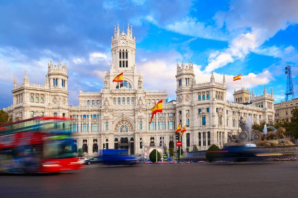 Banco Santander, Banco Santander: Blockchain-App für Madrids ÖPNV