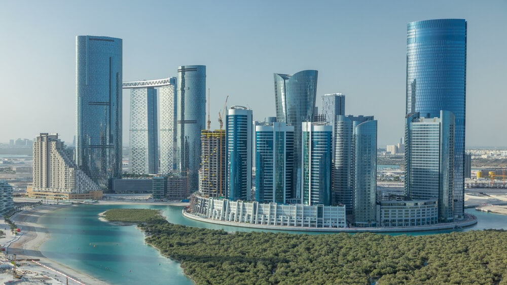 Abu Dhabi, Abu Dhabi will Grundbuch auf Blockchain setzen