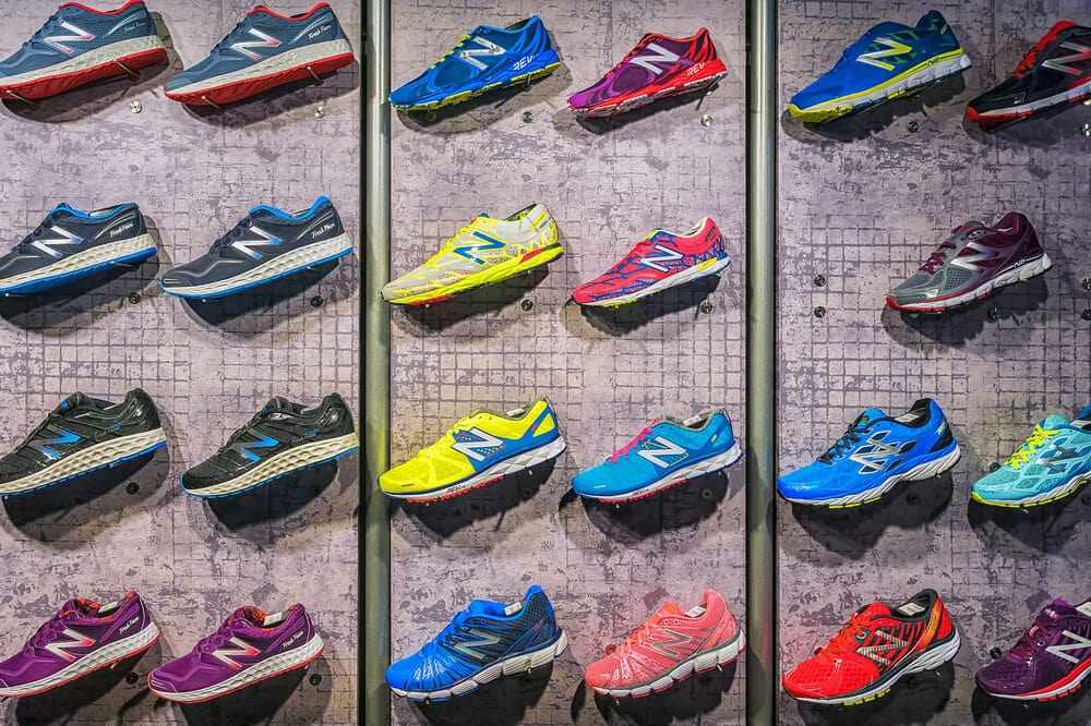 New Balance, New Balance: Mit Cardano gegen Fälschungen bei Sportartikeln