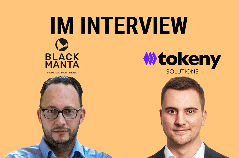 Im Interview: Black Manta Capital und Tokeny über Multi-STO-Plattformen und die Zukunft der Tokenisierung
