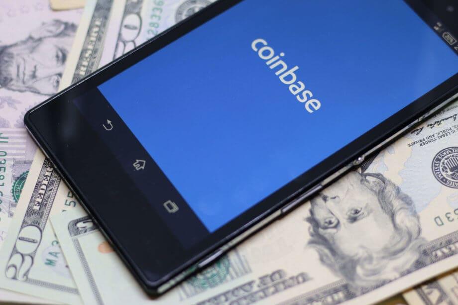 Coinbase Bitcoin-Börse macht zwei Milliarden USD Umsatz