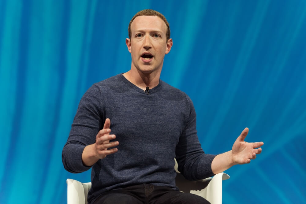 Libra Zuckerberg US-Kongress