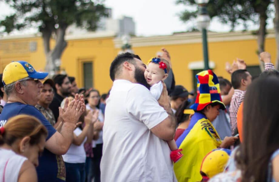 Venezuela Baby Bitcoin