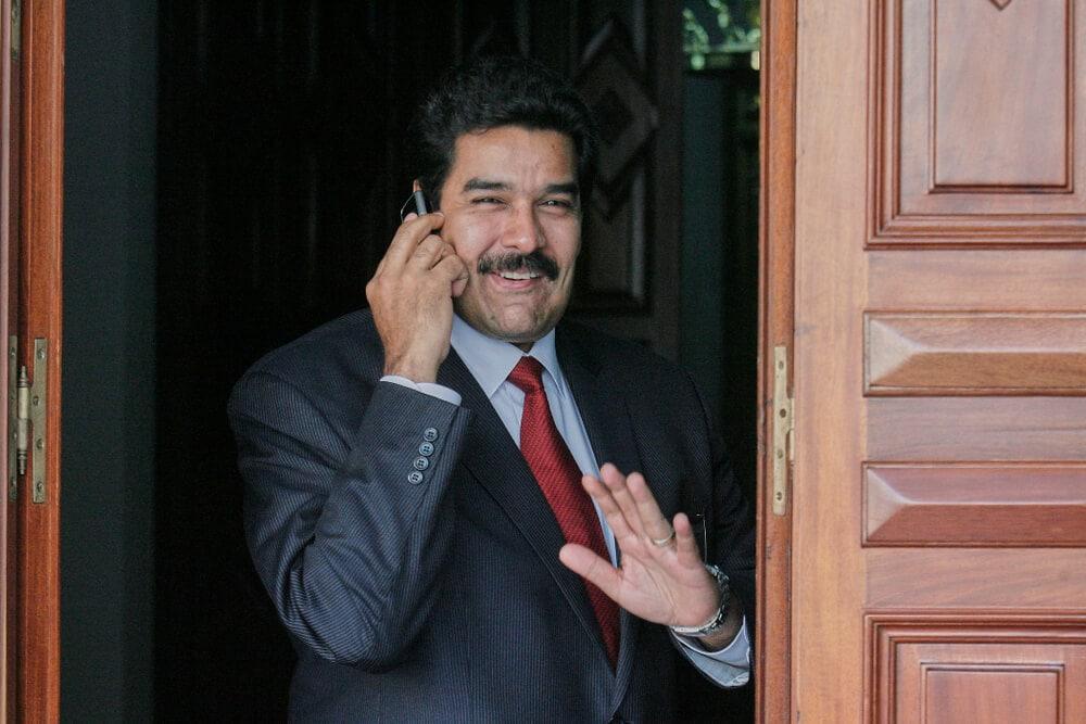 Der venezolanische Präsident Maduro