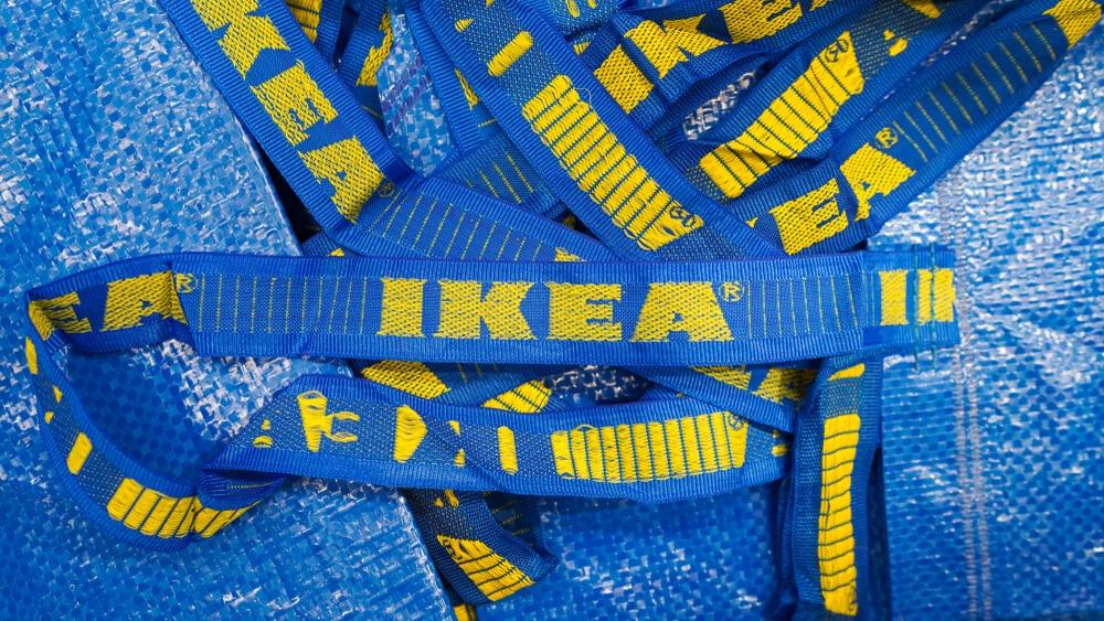 IKEA Island stellt Rechnung auf Blockchain aus