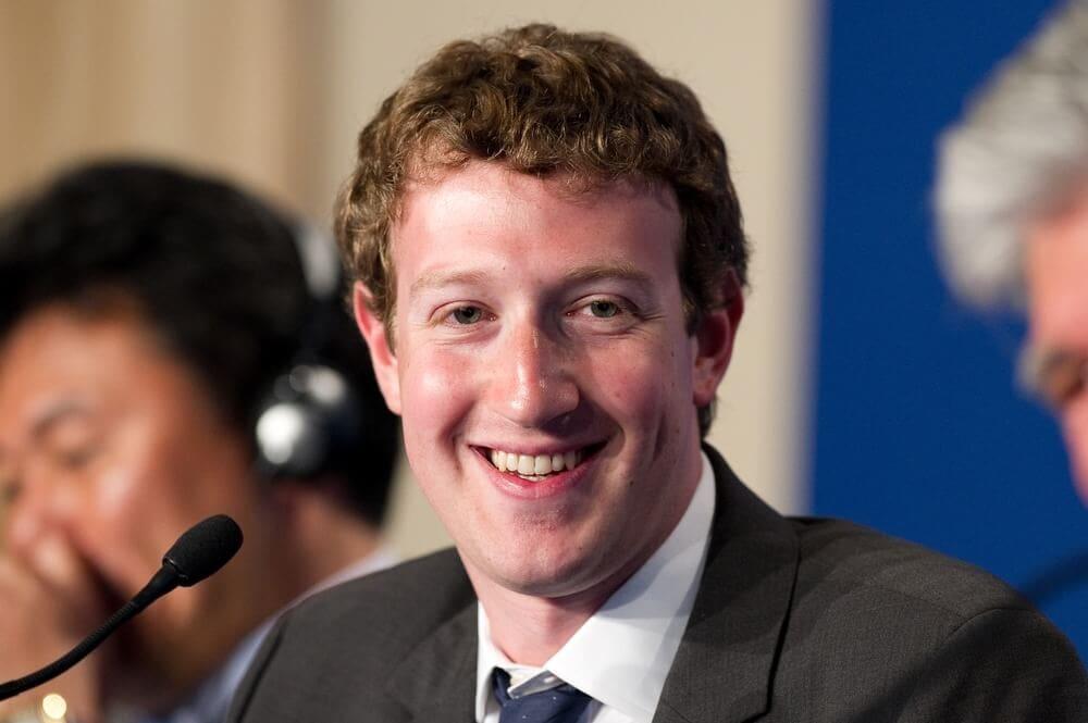 """Mark Zuckerberg: """"Wir verkaufen keine Kundendaten"""""""